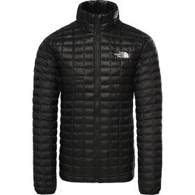 The North Face ThermoBall Eco Light Veste Homme, tnf black/tnf black shine